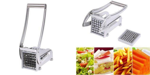 Находки AliExpress: нож для овощей, спиннер и светодиодная гирлянда