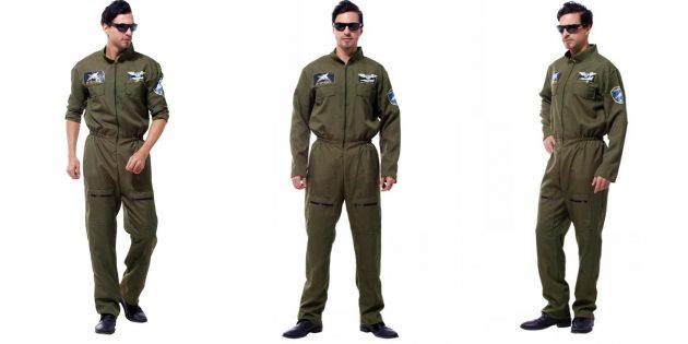 костюмы на Хеллоуин: пилот