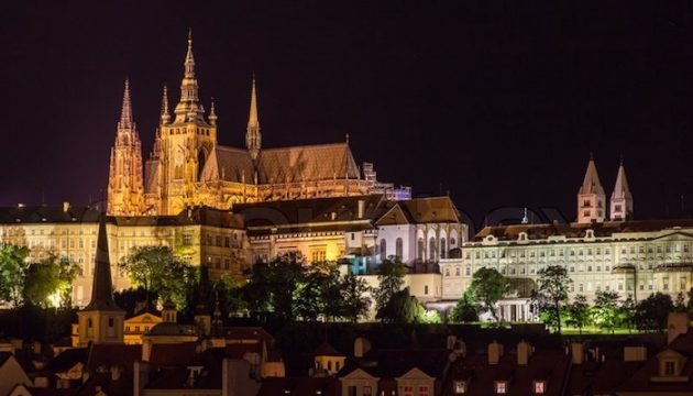 Достопримечательности Праги: Пражский Град