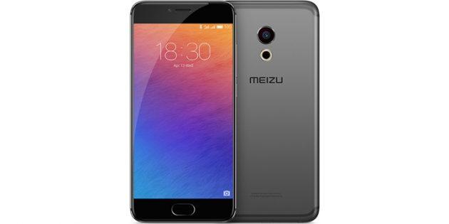 смартфоны Meizu: Meizu Pro 6 и Pro 6 Plus