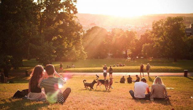 Ригеровы сады в Праге