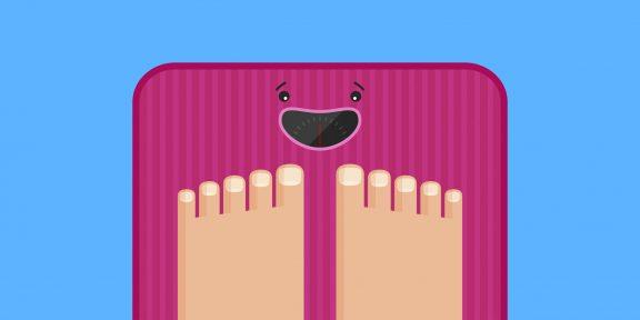 Весы MGB Body fat scale помогут вам похудеть или набрать мышечную массу