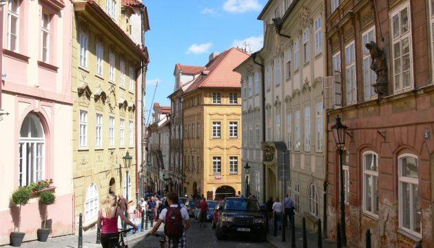 Что посмотреть в Праге: Мала Страна