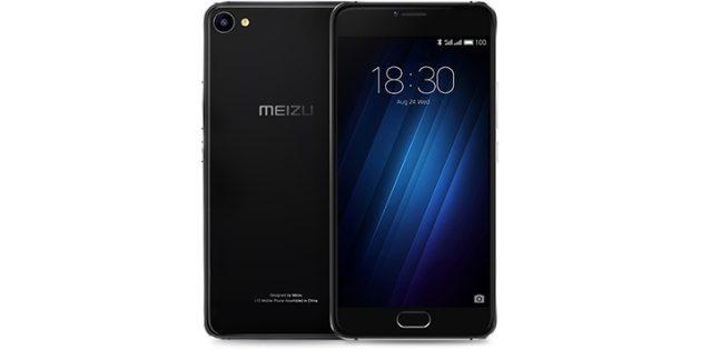 смартфоны Meizu: Meizu U10 и U20