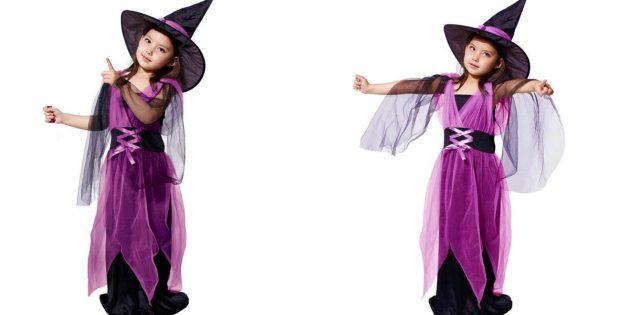 костюмы на Хеллоуин: ведьма
