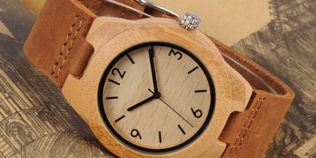 необычные часы 2