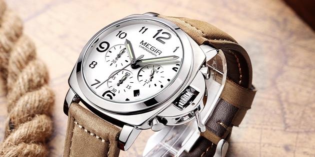 часы с несколькими циферблатами 3