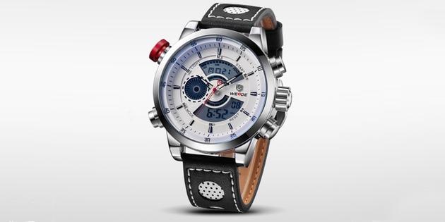 часы с несколькими циферблатами 5