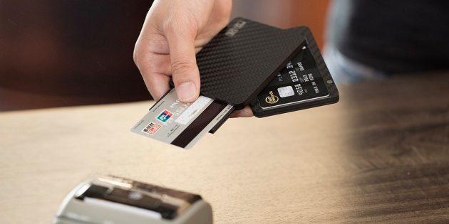 Штука дня: Pitaka — современный модульный бумажник из карбона