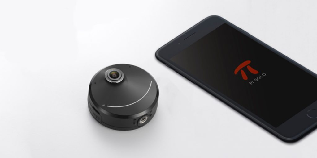 Штука дня: Pi SOLO — широкоугольная мини-камера для селфи в полный рост