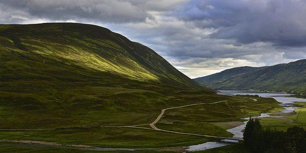Северо-Шотландское нагорье, Шотландия