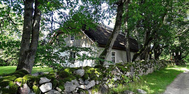 Остров Муху, Эстония
