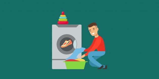 15 вещей, которые вы напрасно боялись стирать в машинке