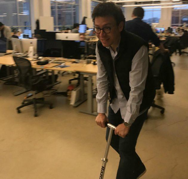 Рабочие места: Луис фон Ан, соучредитель Duolingo