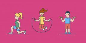 Как прокачать своё тело за 100 дней