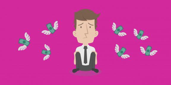7 ошибок, из-за которых мы теряем деньги