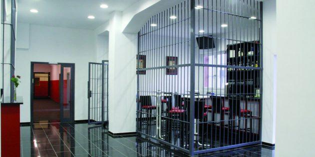 Отель-тюрьма, Германия