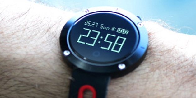 умные часы 4