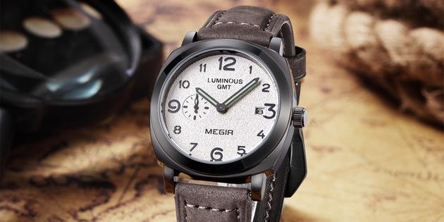 классические часы 6