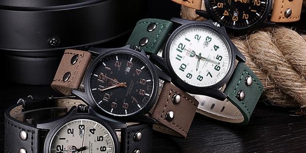 классические часы 1