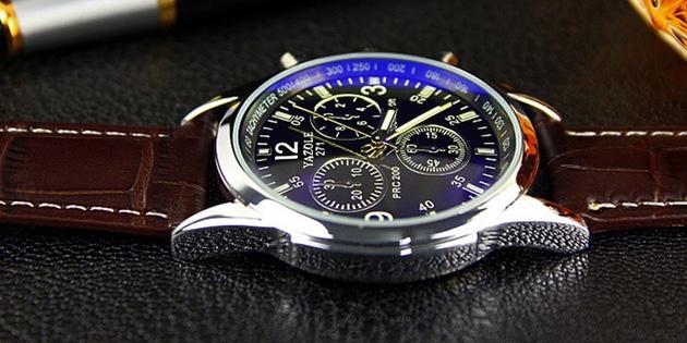 часы с несколькими циферблатами 9