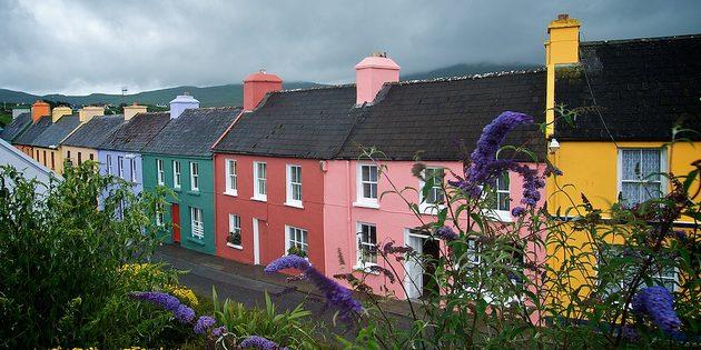 Полуостров Беара, Ирландия