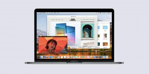 macOS High Sierra: что нового