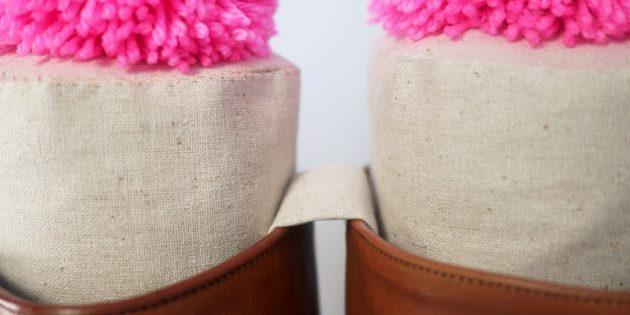 Лайфхаки для обуви и одежды