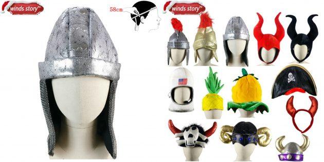 товары для вечеринки: Шляпы для фотографирования