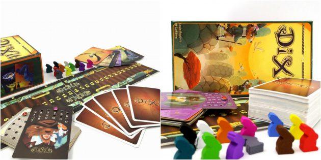 товары для вечеринки: Настольная игра «Диксит»
