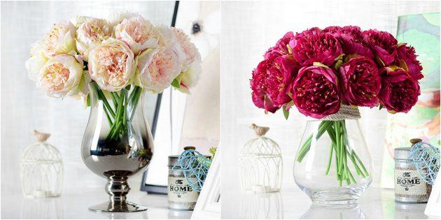 товары для вечеринки: Букет искусственных цветов