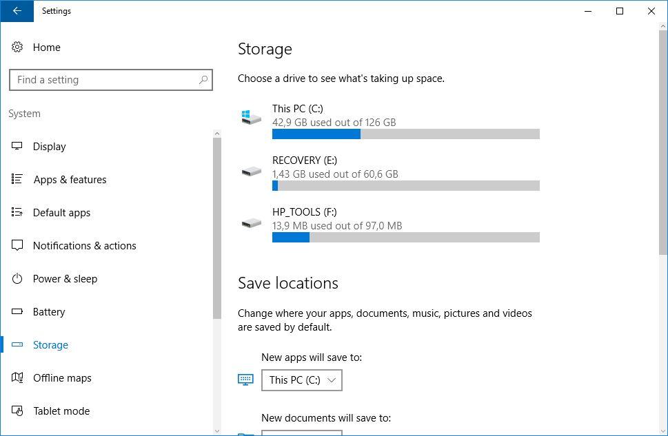 Как отобразить скрытые файлы в 6
