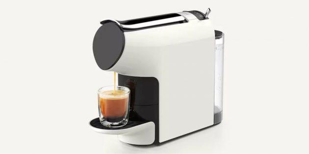 Кофеварка xiaomi