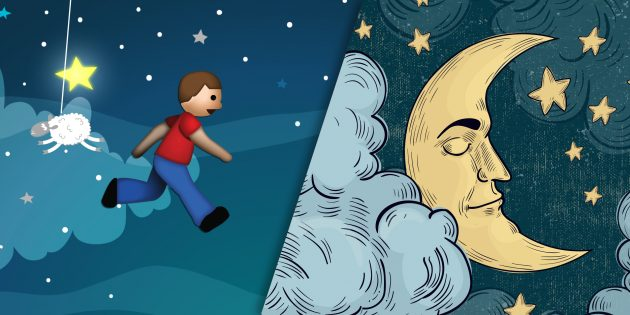 Почему нельзя быстро бегать во сне и ещё 4 любопытных факта о сновидениях