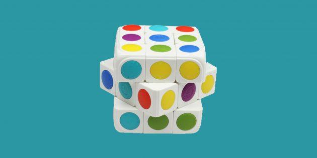 Cube Tastic: кубик Рубика с приложением дополненной реальности