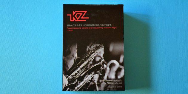 KZ ZS5 1