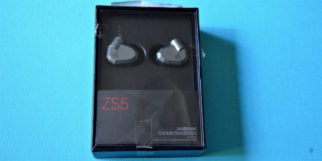 KZ ZS5 2