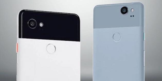 Pixel 2 и 2 XL