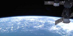 HD МКС Live — прямые видеотрансляции с Международной космической станции