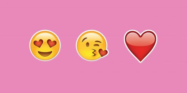 Как эмодзи улучшают романтические отношения