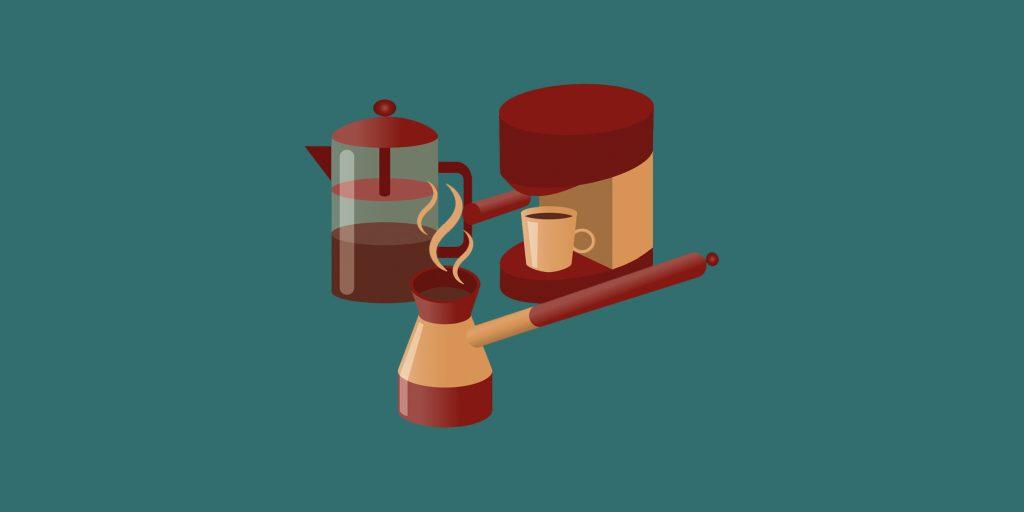 Как варить кофе в кастрюле в экстремальных условиях