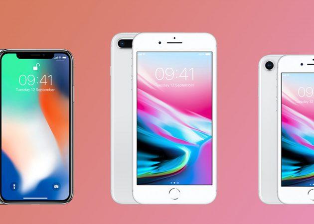 Какой смартфон Apple взять в 2017 году: сравнение iPhone 8, iPhone 8 Plus и iPhone X