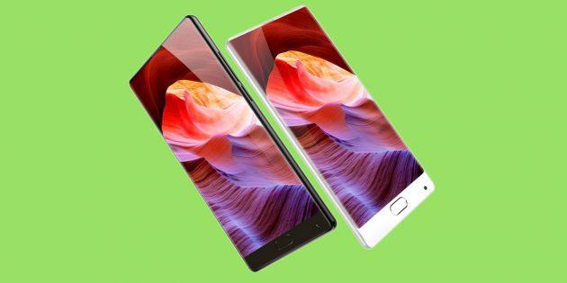 Обзор Bluboo S1 — нового бюджетного смартфона с безрамочным дизайном