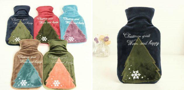 товары для зимы: симпатичная грелка