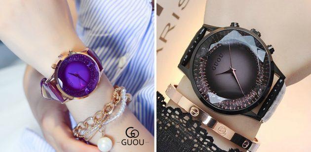 Часы-бриллиант