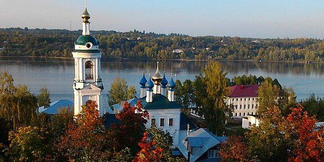 Плёс, Россия