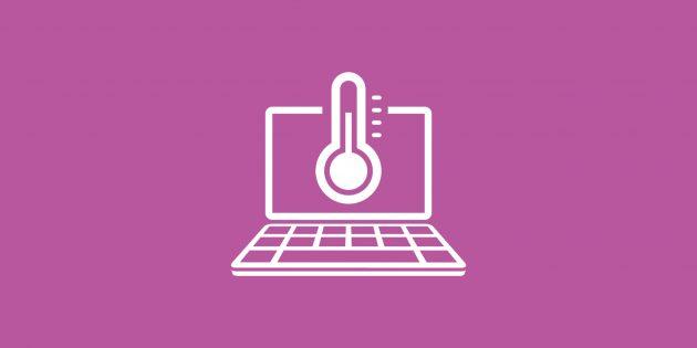 Почему греется ноутбук и что с этим делать