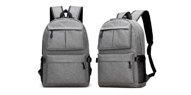 Рюкзак с USB-зарядкой