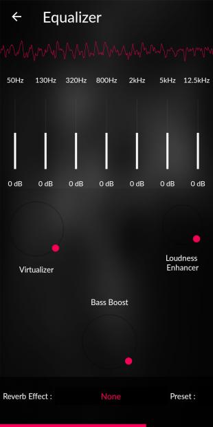 BeatBox: эквалайзер
