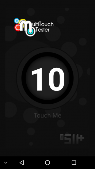 Bluboo S1: MultiTouch Tester